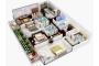 Contoh Desain Rumah Sederhana 3 Kamar Tidur Minimalis