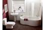 model desain kamar mandi minimalis terbaru
