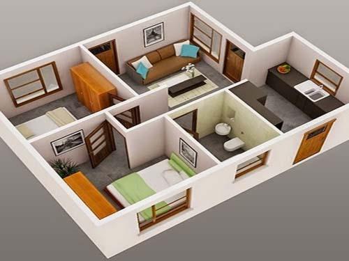 desain rumah minimalis bernuansa alam