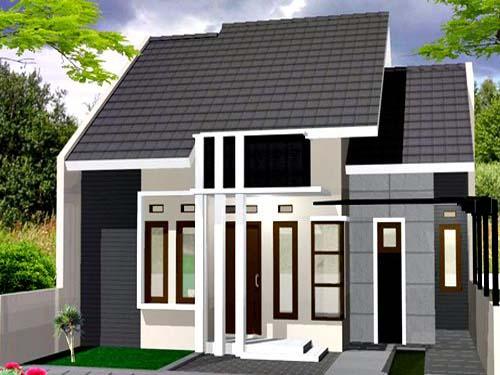 desain rumah minimalis modern sederhana terbaru