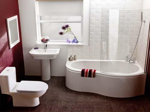gambar desain kamar mandi minimalis modern